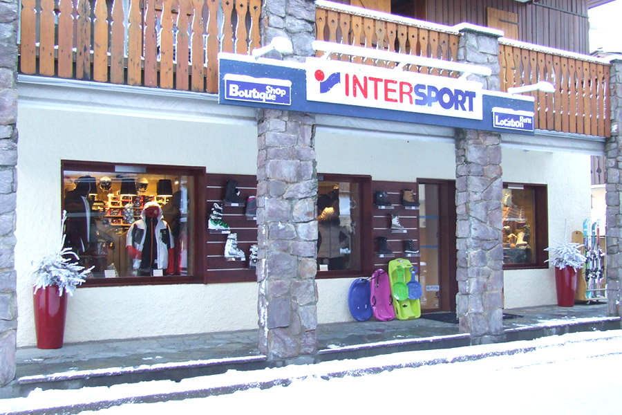 Location de ski Valmorel Intersport